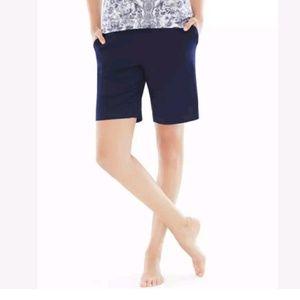 Soma Cool Nights Women's Bermuda Pajama Shorts